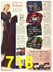 1940 Sears Fall Winter Catalog, Page 718