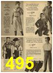 1962 Sears Spring Summer Catalog, Page 495