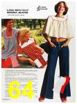 1973 Sears Spring Summer Catalog, Page 64