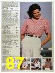 1993 Sears Spring Summer Catalog, Page 87