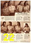 1942 Sears Spring Summer Catalog, Page 22