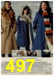 1979 Sears Fall Winter Catalog, Page 497