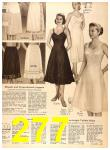1956 Sears Fall Winter Catalog, Page 277