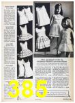 1967 Sears Fall Winter Catalog, Page 385