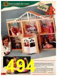 1985 Sears Christmas Book, Page 494