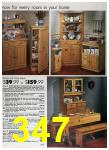 1989 Sears Home Annual Catalog, Page 347