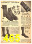 1940 Sears Fall Winter Catalog, Page 465