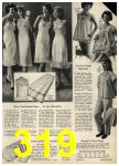 1959 Sears Spring Summer Catalog, Page 319