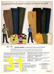 1971 Sears Fall Winter Catalog, Page 31
