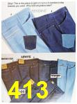 1987 Sears Spring Summer Catalog, Page 413