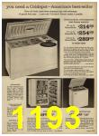 1962 Sears Spring Summer Catalog, Page 1193