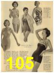 1960 Sears Spring Summer Catalog, Page 105