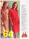 1967 Sears Fall Winter Catalog, Page 64