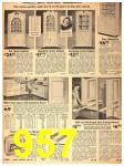 1942 Sears Spring Summer Catalog, Page 957