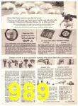 1969 Sears Spring Summer Catalog, Page 989