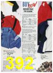 1988 Sears Fall Winter Catalog, Page 392