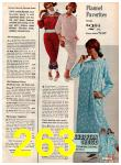 1966 Montgomery Ward Fall Winter Catalog, Page 263