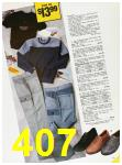 1985 Sears Fall Winter Catalog, Page 407