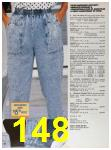 1991 Sears Spring Summer Catalog, Page 148