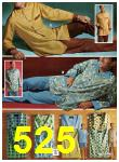 1969 Sears Spring Summer Catalog, Page 525
