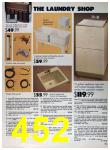 1989 Sears Home Annual Catalog, Page 452
