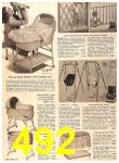 1960 Sears Fall Winter Catalog, Page 492