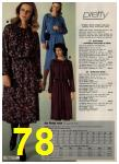 1979 Sears Fall Winter Catalog, Page 78