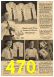 1961 Sears Spring Summer Catalog, Page 470