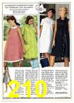 1969 Sears Spring Summer Catalog, Page 210
