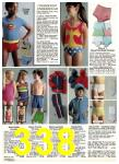 1980 Sears Spring Summer Catalog, Page 338