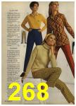 1968 Sears Fall Winter Catalog, Page 268