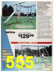 1987 Sears Spring Summer Catalog, Page 555
