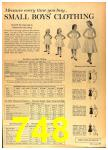 1964 Sears Spring Summer Catalog, Page 748