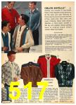 1962 Sears Fall Winter Catalog, Page 517