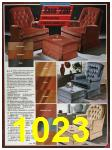 1986 Sears Spring Summer Catalog, Page 1023