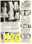 1969 Sears Fall Winter Catalog, Page 320