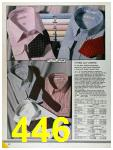 1986 Sears Fall Winter Catalog, Page 446