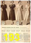 1949 Sears Spring Summer Catalog, Page 193