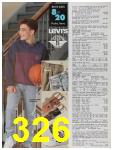 1991 Sears Fall Winter Catalog, Page 326