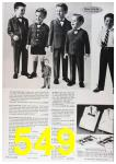1964 Sears Fall Winter Catalog, Page 549