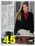 1991 Sears Fall Winter Catalog, Page 45
