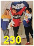 1987 Sears Fall Winter Catalog, Page 230