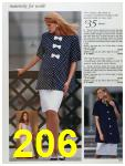 1993 Sears Spring Summer Catalog, Page 206