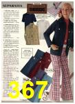 1975 Sears Spring Summer Catalog, Page 367