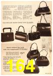 1963 Sears Fall Winter Catalog, Page 164