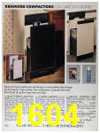 1991 Sears Fall Winter Catalog, Page 1604