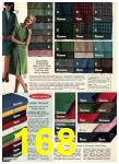 1965 Sears Fall Winter Catalog, Page 168