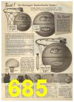1960 Sears Spring Summer Catalog, Page 685