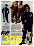 1972 Sears Fall Winter Catalog, Page 325