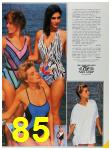 1985 Sears Spring Summer Catalog, Page 85